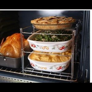 The Nifty 3-Tier Oven Companion